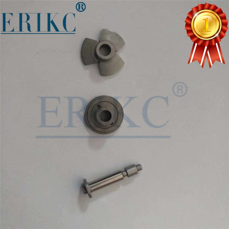 ERIKC E1021062 Repair Kit Pump Nozzle Unit Genuine Fuel Injector High Pressure Spray Parts Anchor Plate CR Parts Set Mixture