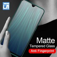 anti fingerprint matte tempered glass for xiaomi a3 9t 9x frosted screen protector on xiomi redmi 8 8a 7 y3 k20 note 8 pro film