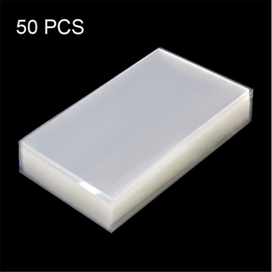 IPartsBuy 50 PCS OCA Optisch Klare Klebstoff für Xiaomi Mi Max 3