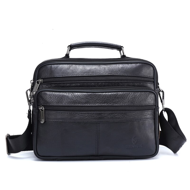 الرجال الكتف حقيبة جلد طبيعي حقيبة الكتف حقيبة الذكور رسول أكياس الأزياء رفرف الذكور Crossbody أكياس الفاخرة Handdbag KSK