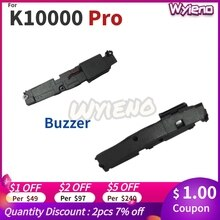 Wyieno de OUKITEL K10000 Pro altavoz del timbre fuerte Cable flexible de altavoz timbre de la Asamblea + número de seguimiento
