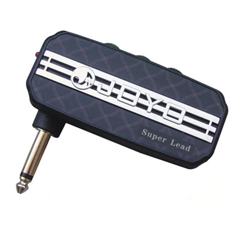 JOYO JA-03 auriculares para guitarra Amp Tube Drive/acústico/Canal Inglés/plomo/Metal/Super Lead función guitarra Accesorios