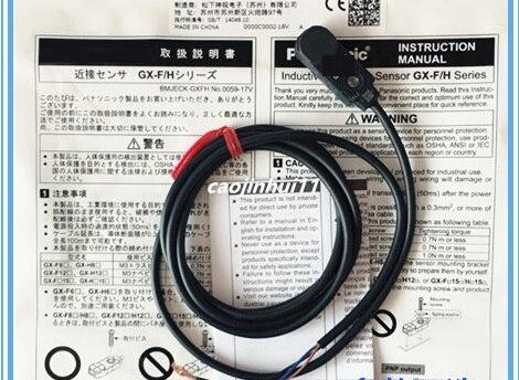 GX-H8A GX-F8A/B GX-F12A/B F15A F6A H15A interruptor de proximidad cuadrado P