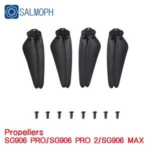 Пропеллеры для SG906 PRO 2/ X7/X193 PRO, запасные части для дрона с GPS и дистанционным управлением, аксессуары для дрона, детали для РУ высокого качеств...