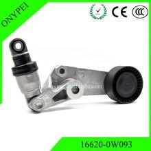 16620-0W093 Belt Tensioner For Toyota Corolla Celica Matrix MR2 Spyder 1.8 1ZZFE 16620-22013 166200W093 1662022013 16620 0W093