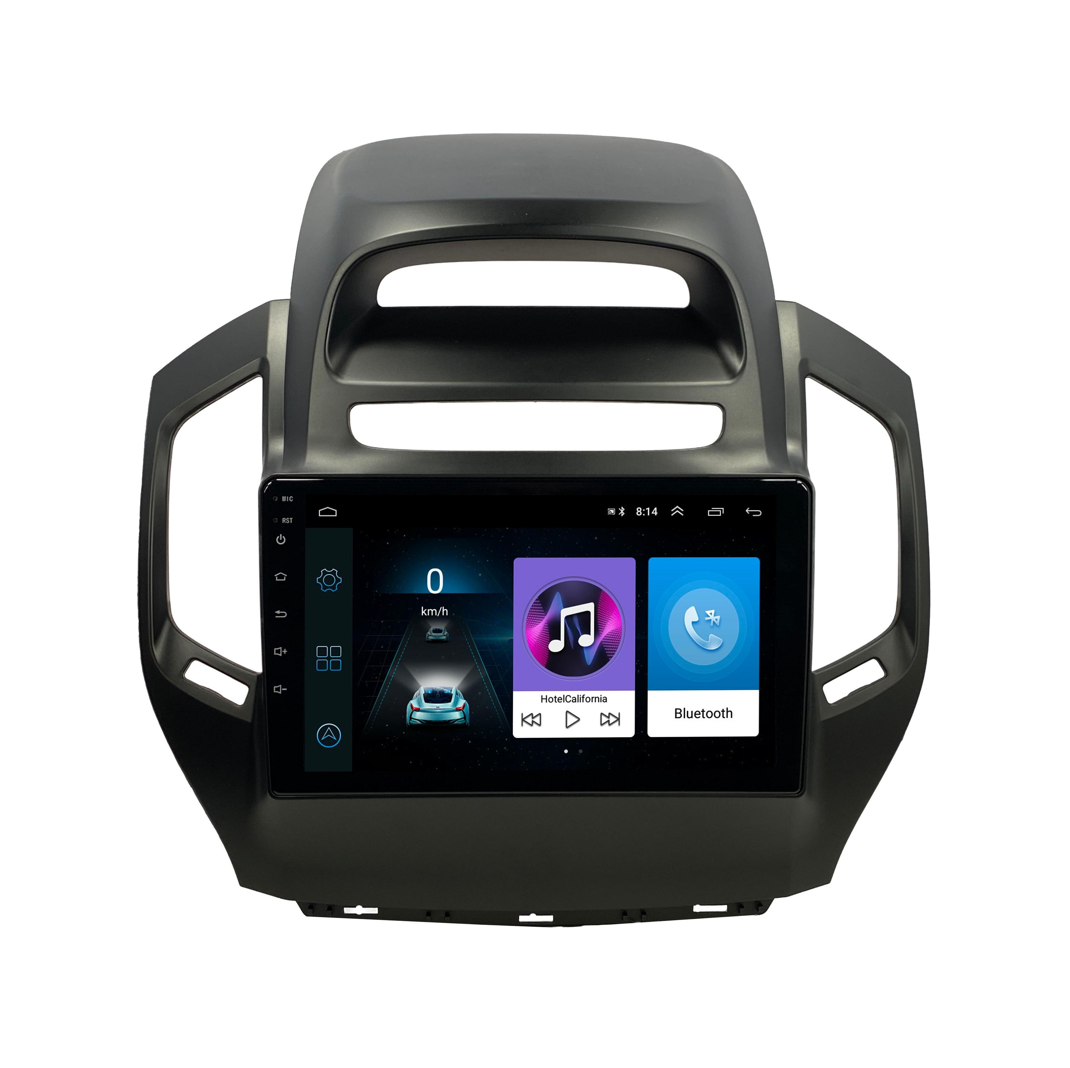 Штатная магнитола на Geely GC6 2014-2016 Джили ДЖС6 автомагнитола 2 DIN DVD GPS android мультимедиа головное устройство