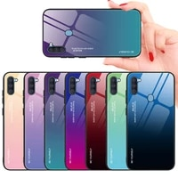 Gradien Anti Gores Phone Case untuk Samsung Galaxy A11 A31 Cover Case Samsun A11 A31 11 A42 S21 Ultra pelindung Case Funda