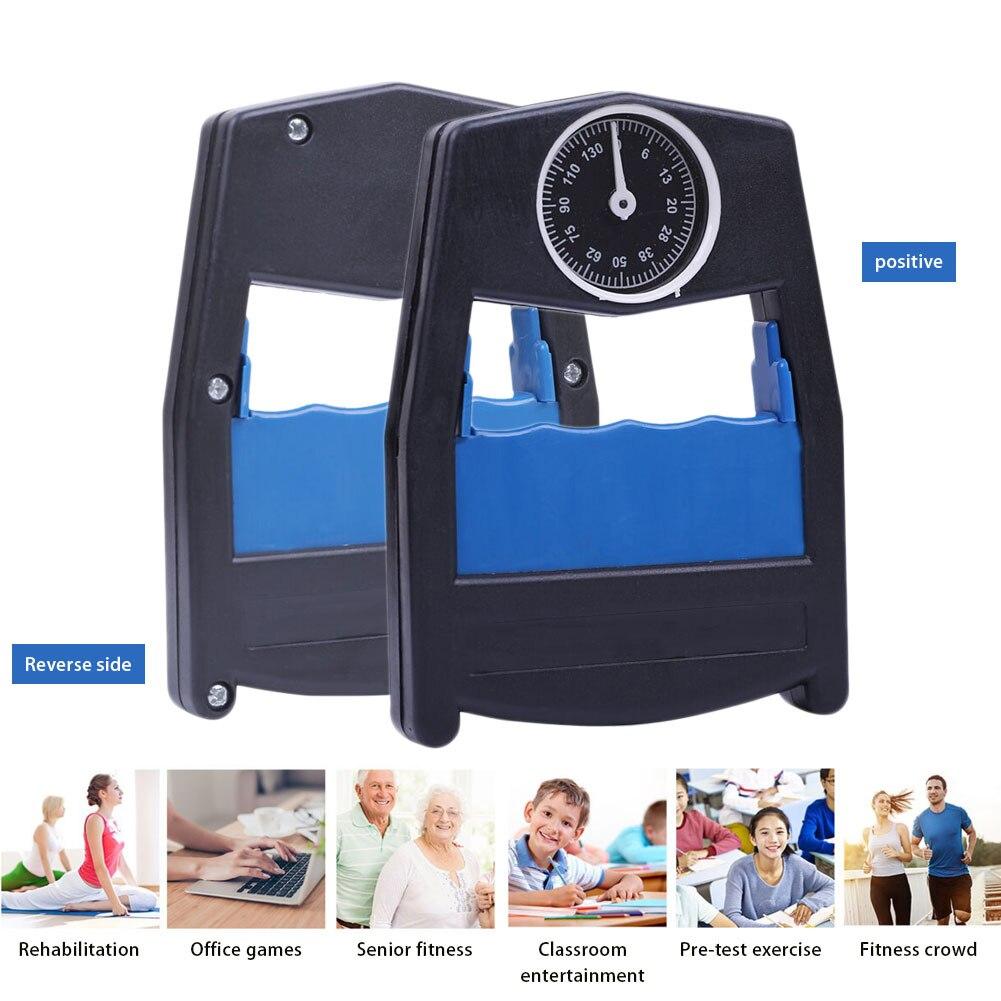 Dinamómetro Digital de evaluación manual, herramienta de medición de fuerza de agarre, medidor de fuerza, medición de alta calidad, diseño ergonómico