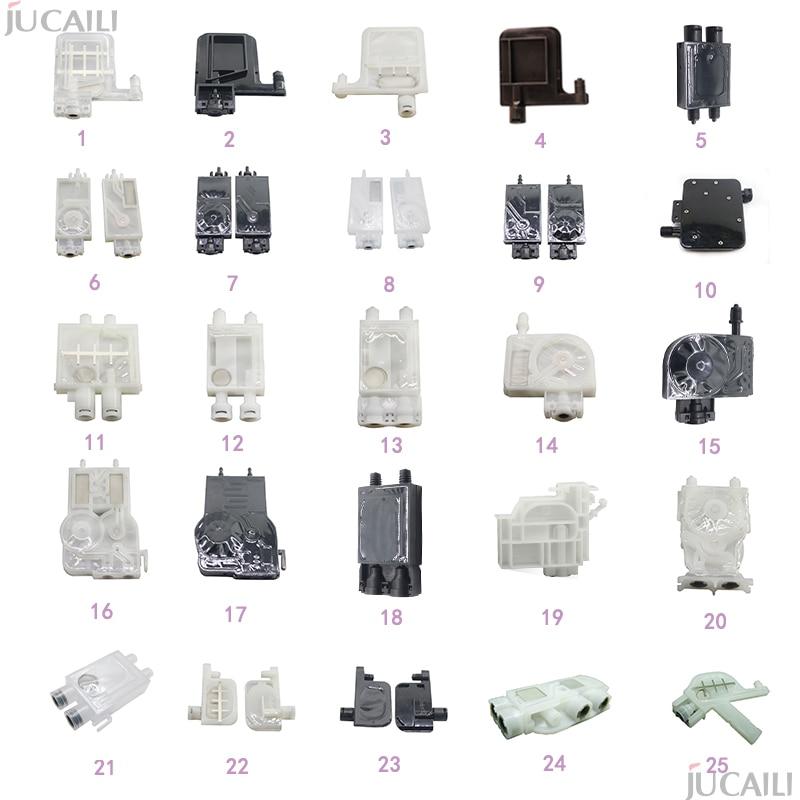 Jucaili 20PCS drucker tinte dämpfer für Epson xp600/dx5/dx7/5113/mimaki jv33/Seiko/big dämpfer druckkopf tinte dämpfer filter dumper
