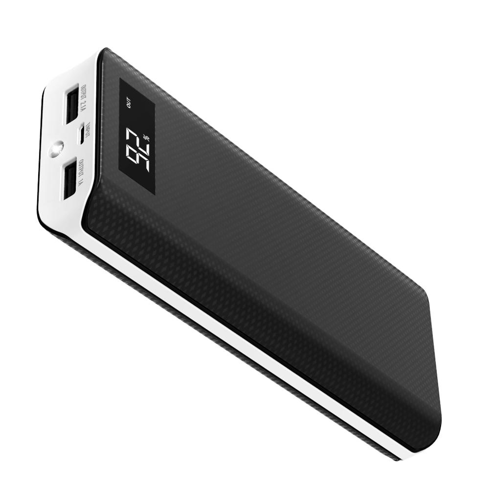 Зарядное устройство для мобильного телефона s 15000 мАч Внешний аккумулятор USB портативное зарядное устройство для iPhone 5 5s 6 6s 7 8 plus samsung