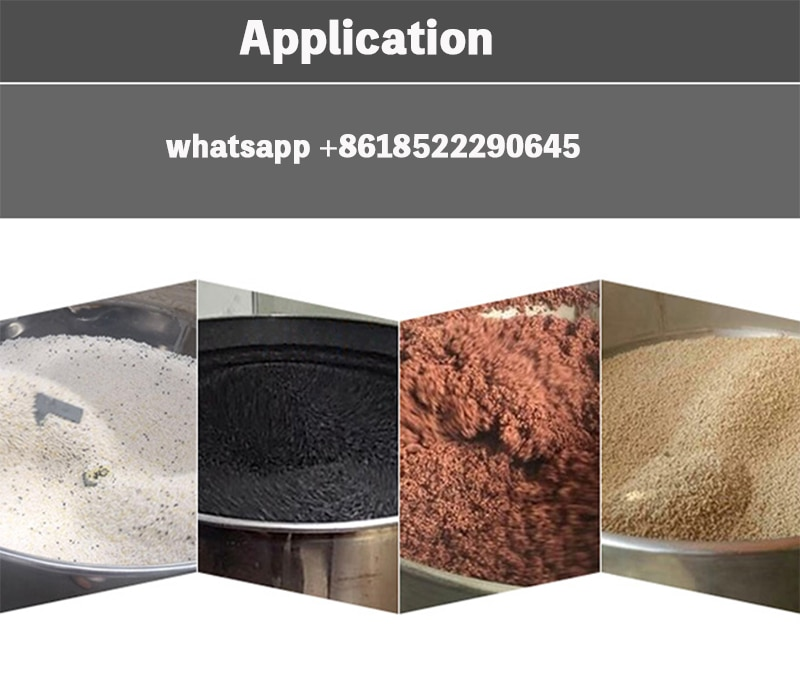 Vertical stainless steel mixer plastic powder particles heating drying mixer 500KG large self-absorption mixing material enlarge