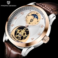 PAGANI Men Automatic Watches Top Brand Tourbillon Mens Luxury Automatic Mechanical Sport Watch Men Wirstwatch Reloj Hombres