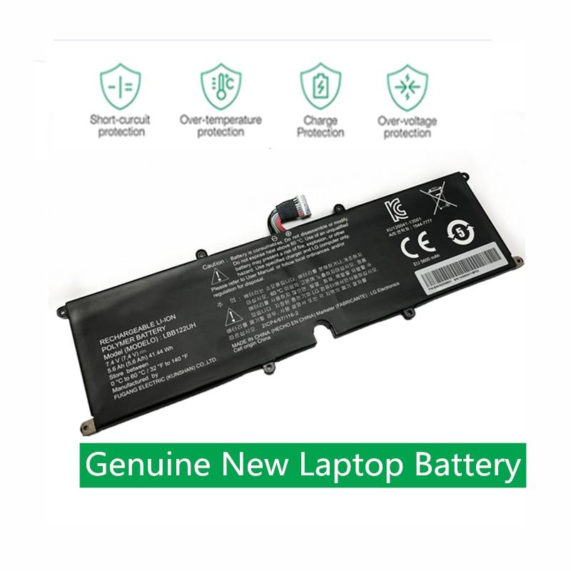 HKFZ جديد LBB122UB بطارية كمبيوتر محمول ل LG تبويب-كتاب Z160 H160 11T730 Z160-GH30K Z160-GH50K H160-GV1WK H160-GV3WK 41.44Wh