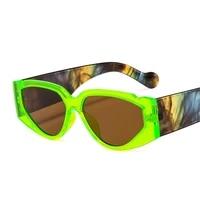 small cat eye rectangle sunglasses men women 2021 sun glasses luxury brand travel vintage retro oculos femme shades uv400 gafas