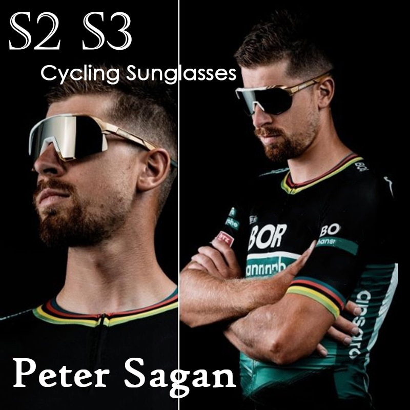 Peter Outdoor Sports Cycling Glasses S3 Men Women Cycling Sunglasses Road Mountain Bike Cycling Eyewear Riding Goggles Equipment cycling sunglasses for men road bicycle glasses mountain riding protection polycarbonate goggles eyewear outdoor sports 2021