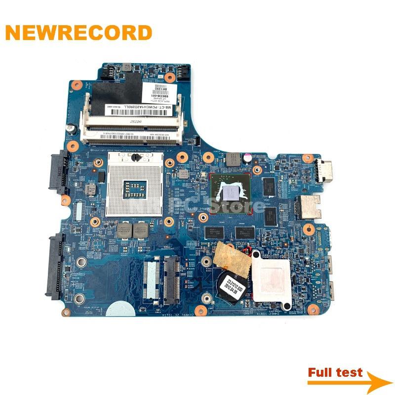 NEWRECORD 683494-501 683493-001 683494-001 Laptop Motherboard Für HP probook 4740s 4540s 4440s 4441s HD 7650M HM76 DDR3