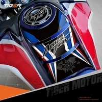 3d motorcycle fuel gas cap sticker tank pad protector case for honda crf1000l africa twin 2016 2019
