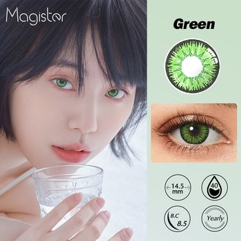 Colored Cosplay Contacts 1 Pair Contact Lenses Red Brown Gray Blue Pink Lenses For Eyes Beauty Pupilentes Color Contacts Lens