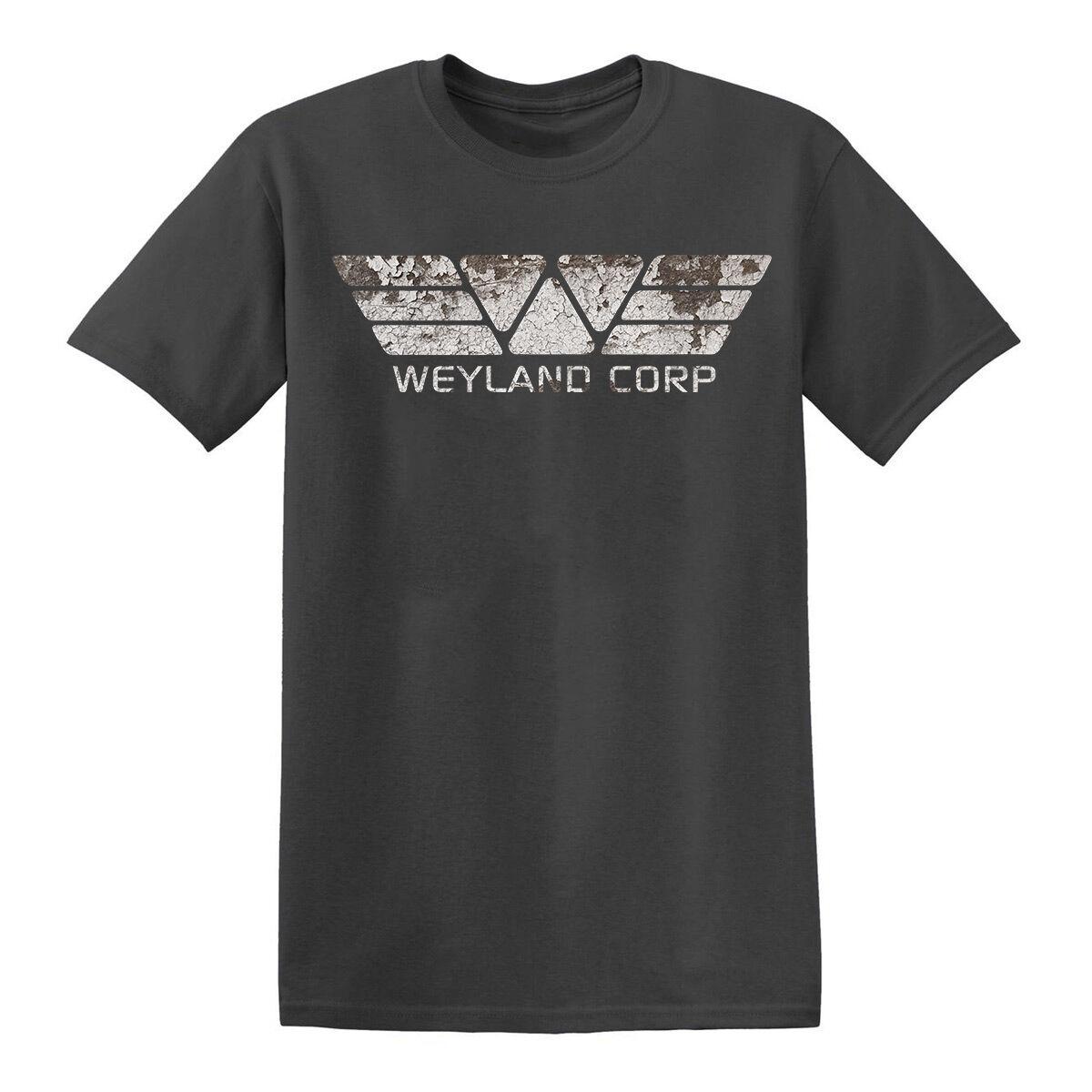 Weyland Yutani Prometeo Logo T camisa S 2Xl alienígena Pacto depredador