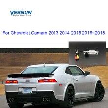 Auto rückansicht brackup HD Kamera Für Chevrolet Camaro 2013 2014 2015 2016 2017 2018 backup Kamera/lizenz platte kamera