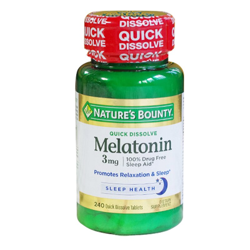 Melatonin 3 mg 240 pcs
