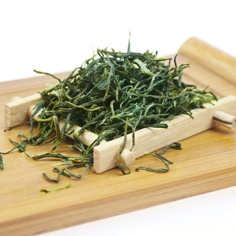 2020 Huangshan Mao Feng الشاي الأخضر عالية الجودة أوائل الربيع الطازجة Maofeng الشاي الصيني الأخضر لتخفيف الوزن 250g