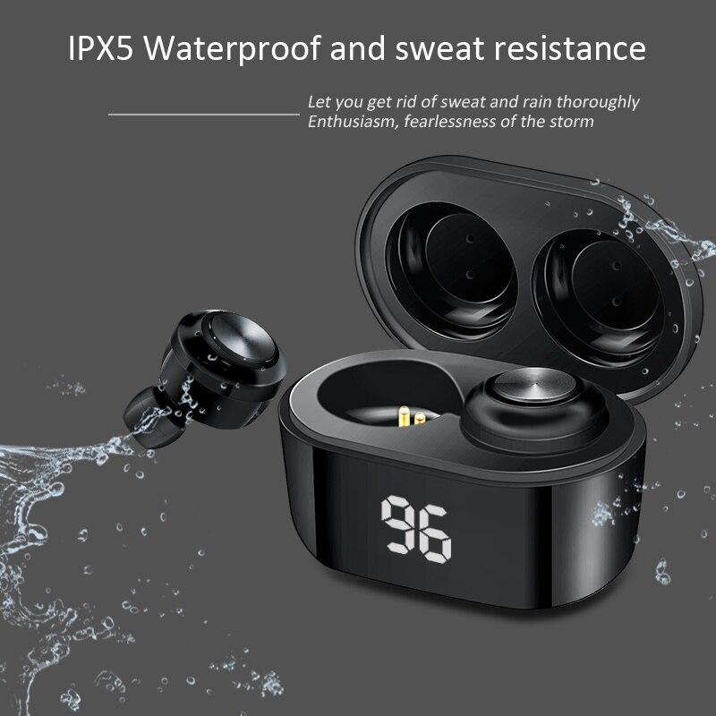 Nouveau A6 TWS Bluetooth écouteur pour Xiaomi Airdots sans fil casque stéréo casque Mini écouteurs pour téléphone Mobile Android IOS