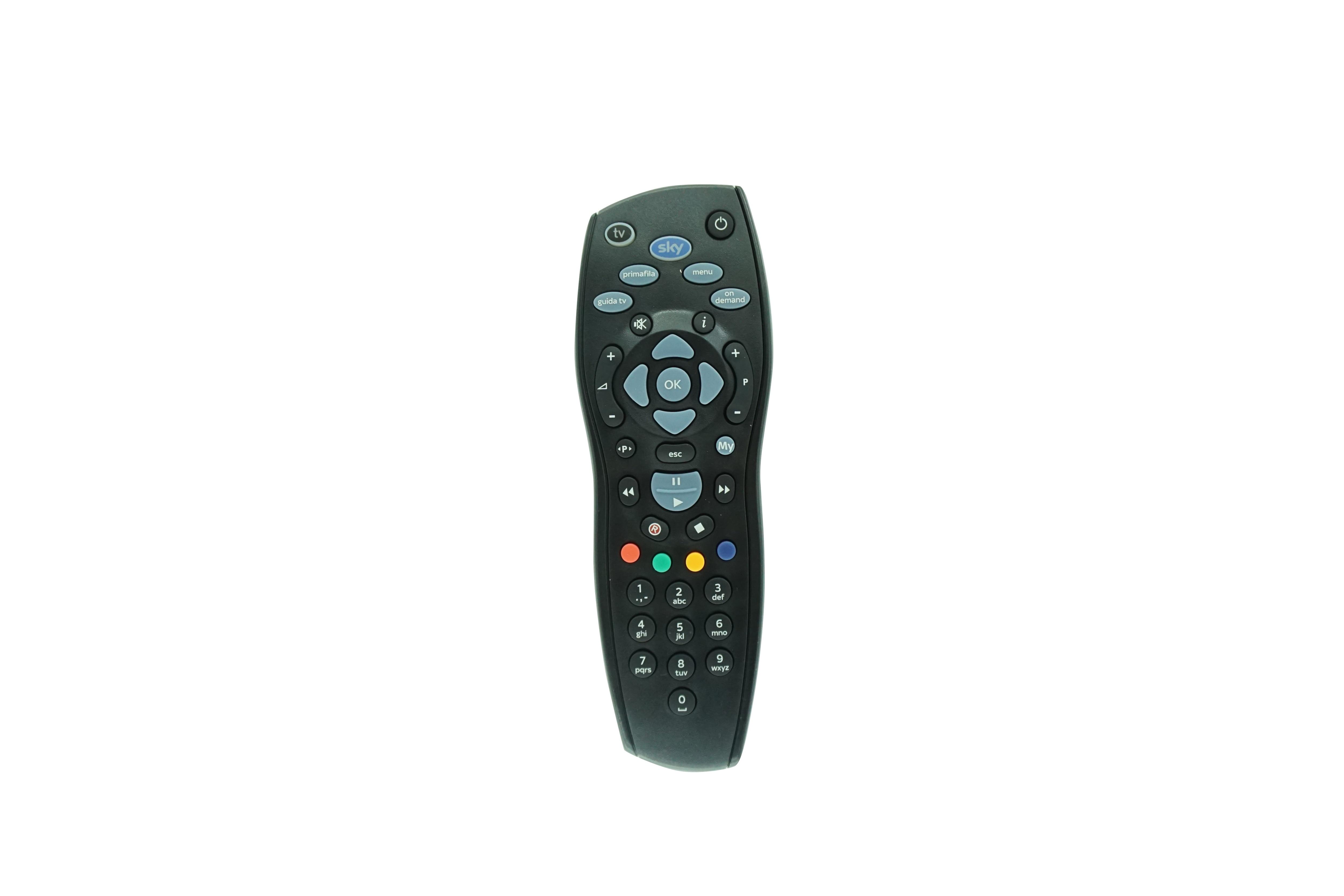 Remote Control For Sky URC1771-04-00R00 S3F80PBXD7-C0CB Sky+ HD SET Box TV Receiver