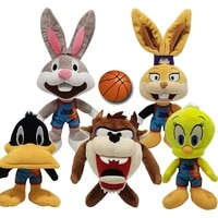 new air slam dunk 2 plush doll space jam a new legacy peripheral plush toy holiday gift