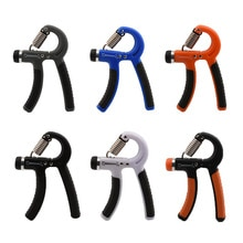 5-60Kg Adjustable Hand Gripper Forearm Exerciser Grip Wrist Training Increase Strength Spring Finger Pinch Carpal Expander