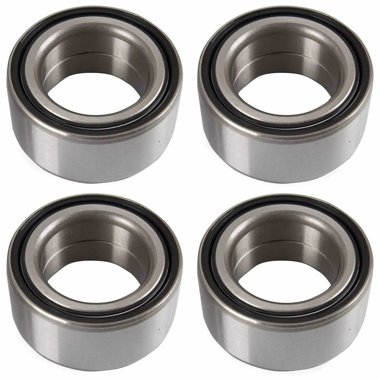 4 Pack Wheel Bearings for Polaris RZR 900 1000 4 S XP Ranger Turbo Front and Rear Replace 3514822 3514699 3514924 3514627 enlarge