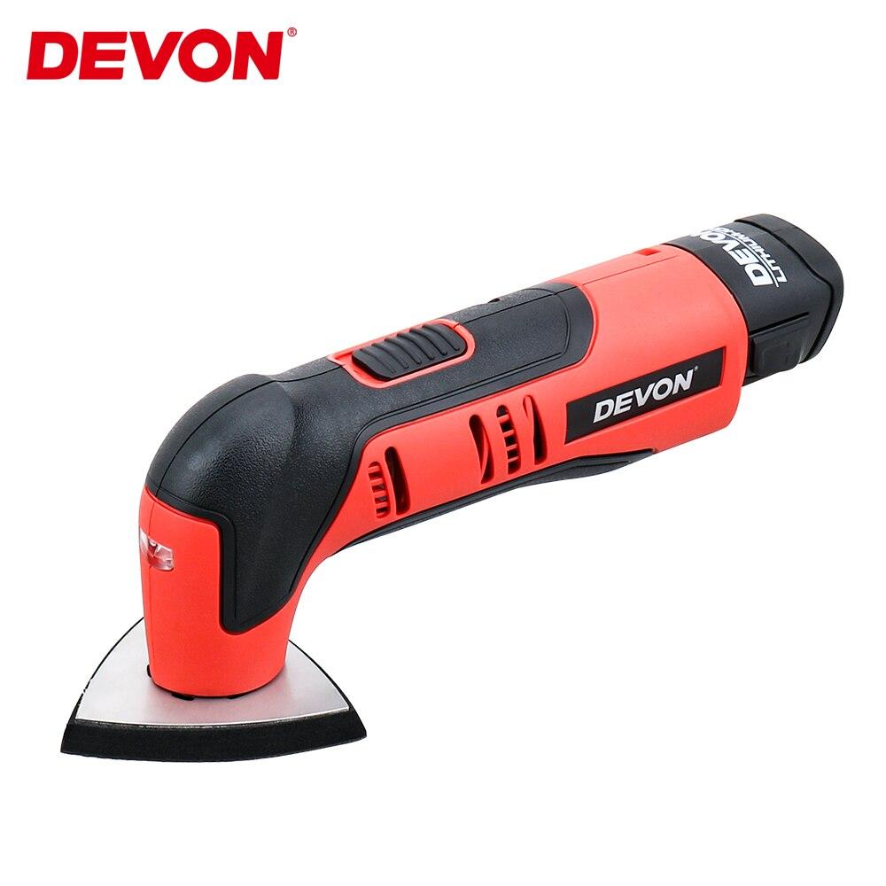 DEVON-مجموعة أدوات متعددة الوظائف تتأرجح كهربائية ، نجارة منزلية ، تجديد ، أداة كهربائية ، منشار كهربائي ، ملحقات