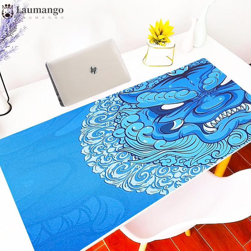Gaming accessories Tiger Mouse pad Smooth Flexible Video games speed Mini pc LongTeng Tiger Lingyun