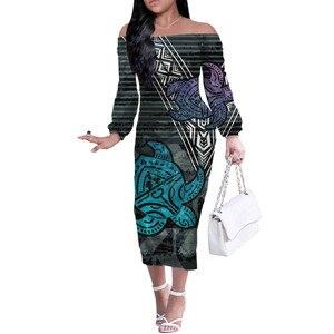 HYCOOL Fashion Long Women Dresses A-Line Off  The Shoulder Elegant Summer Dresses For Party Ladies Maxi Dresses Robe Femme