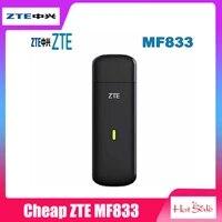 cheap zte mf833 4g lte cat4 usb stick