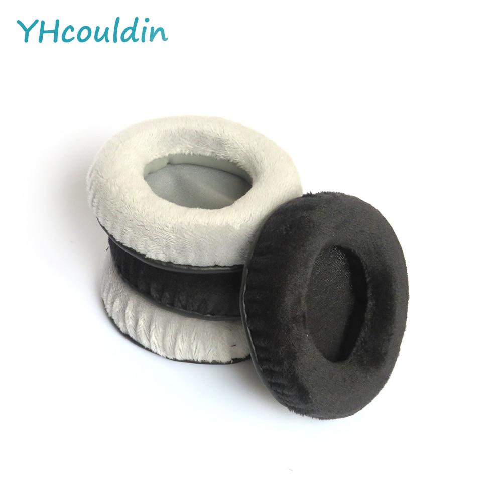 Almohadillas de oído YHcouldin para auriculares Superlux HD330 almohadillas de repuesto almohadillas de terciopelo