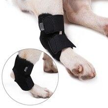 Genouillères de soutien pour chien   Original, soutien pour les jambes droites, enveloppe de Joint, respirant pour les blessures, récupération des jambes, protection pour chien