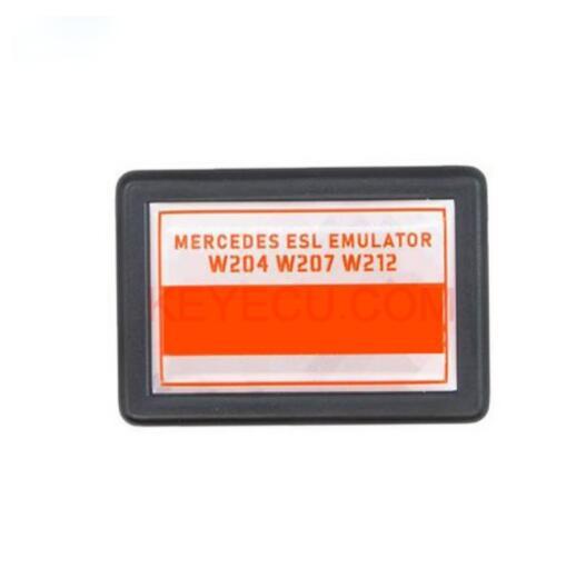 Emulador de bloqueo de dirección ESL/ELV para Merce des W204 W207 W212, Compatible con Abrites VVDI CGDI MB Tools