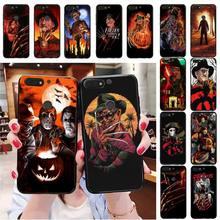 Freddy Kruger film d'horreur Art étui pour téléphone pour Huawei Honor 7A 8X 9 10 20 lite 10i 20i 7C 8C 5A 8A Honor Play 9X pro Mate 20 lite
