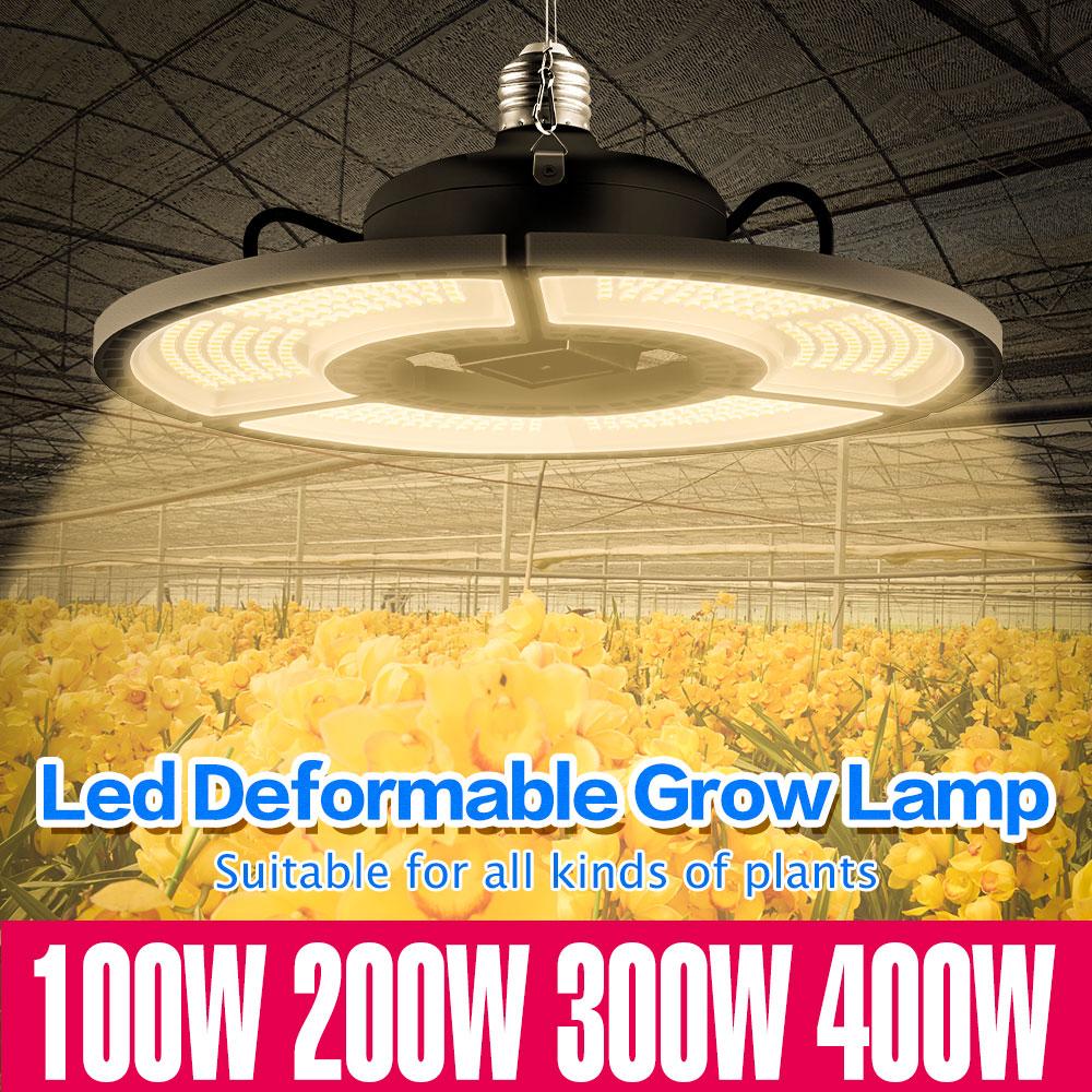 light e26 hydroponic led bulb phyto lampplant lamp led full spectrum grow light white e27 100w 200w 300w 400w led growing box E27 Led Plant Grow Light E26 Phyto Lamp Led Light Indoor Bulb 100W 200W 300W 400W Full Spectrum Fitolampy Hydroponic Lighting