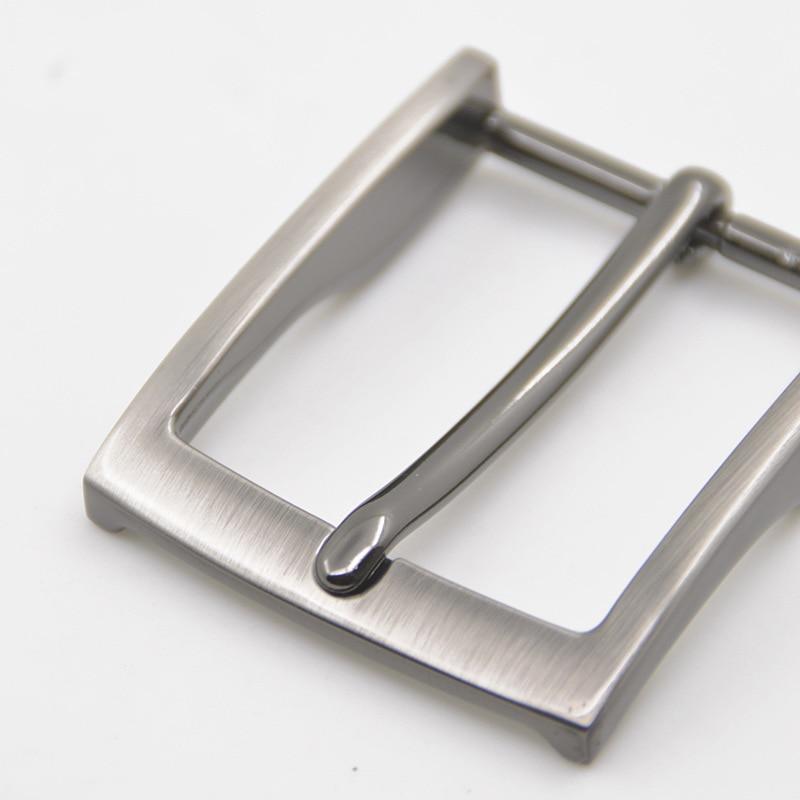 35mm Metal Pin Buckle Fashion Waistband Buckles Belt DIY Leather Craft Parts For Men Women Belt Buck
