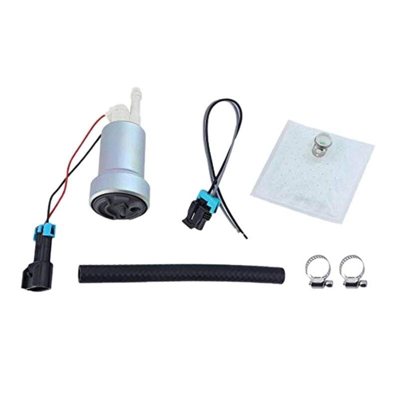 Kraftstoff Pumpe Kit für Walbro F9000267 F9000262 Externe Kraftstoff Pumpe für Automotive E85 in Tank 450 Lph Racing Autos