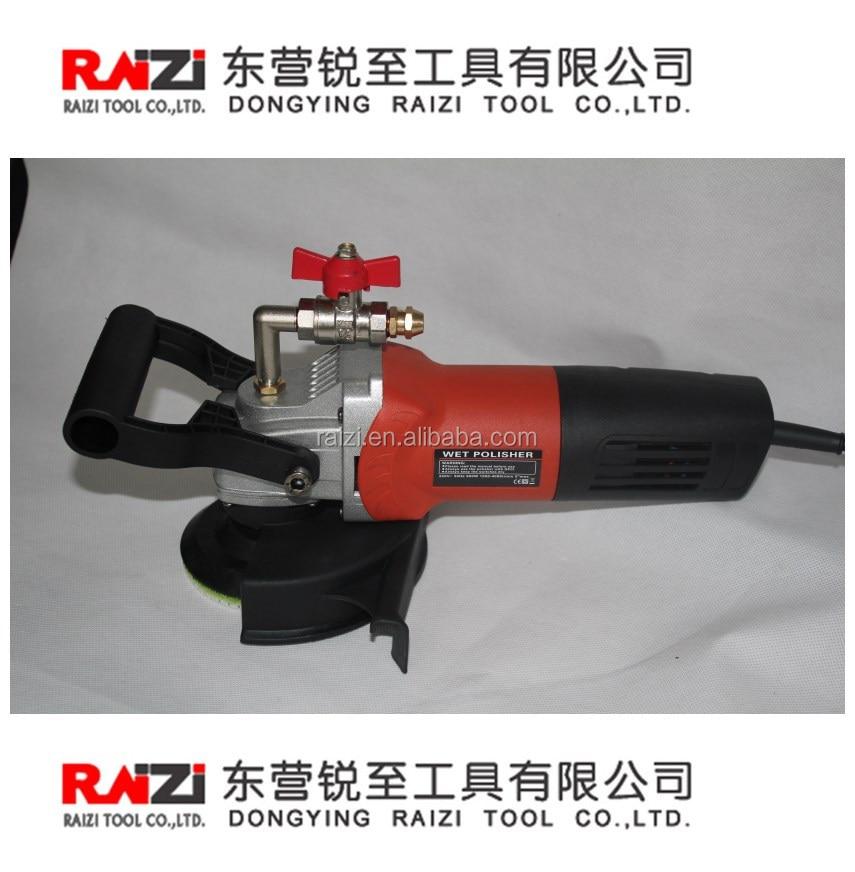 RAIZI electric angle stone wet grinder for granite enlarge