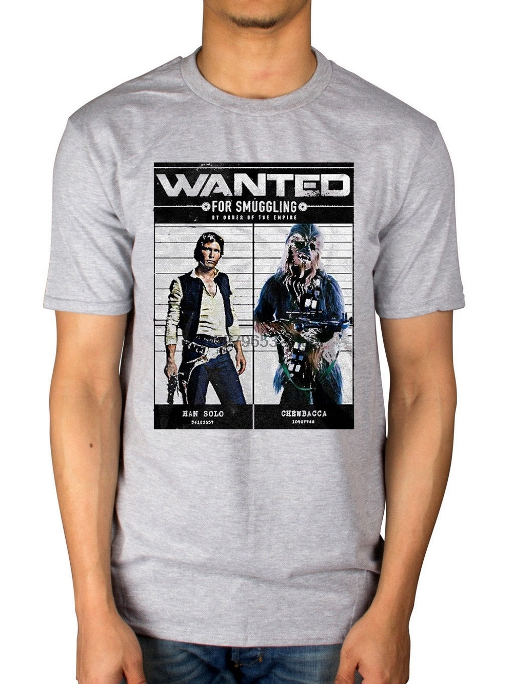 Camiseta oficial de los contrabandistas Camisa de algodón de talla grande de...