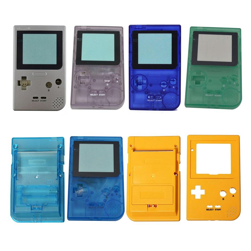 Чехол для замены игры, пластиковый чехол для Nintendo Gameboy, Карманная игровая консоль для GBP, чехол для консоли