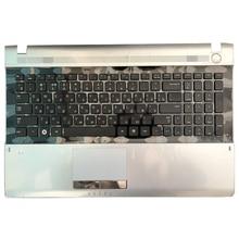 Новая русская клавиатура для Samsung RV509 RV511 NP-RV511 RV513 RV515 RV518 RV520 NP-RV520 RU Клавиатура для ноутбука BA75-02862D