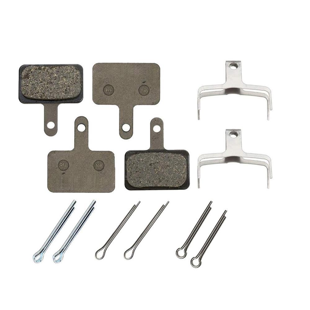 2 conjunto pastilhas de freio a disco b01s para BR-T675 BR-T615 BR-C501 BR-M575 pastilhas de freio a disco @ f