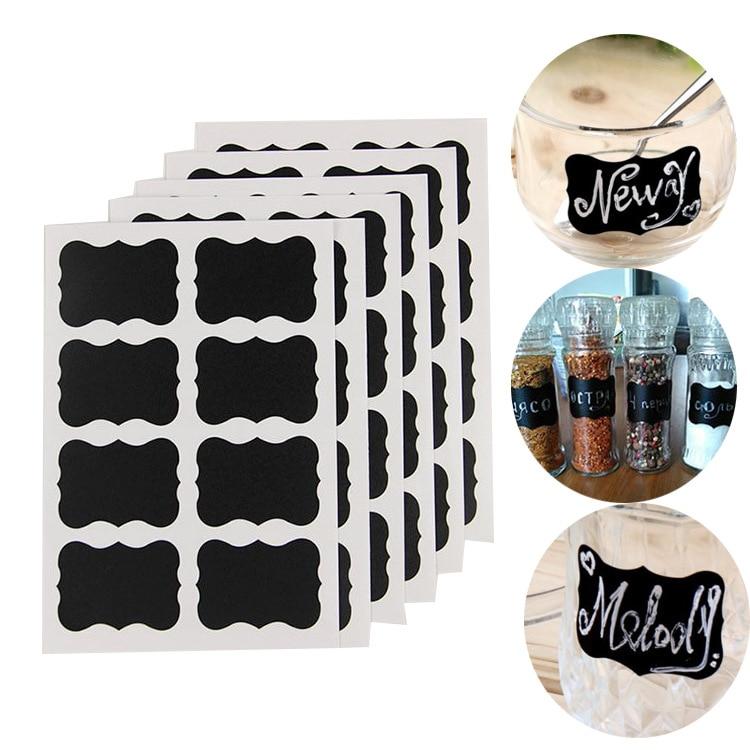 40-pz-set-cancellabile-lavagna-adesivi-impermeabile-lavagna-sticker-adesivi-da-cucina-organizzatore-bottiglie-di-spezie-vasetti-di-5-35-centimetri