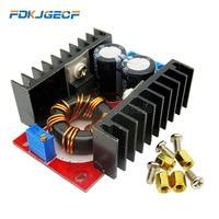Повышающий преобразователь постоянного тока, регулятор напряжения CC CV, регулируемый драйвер питания с 10-30 в до 12-35 в, 150 Вт, 10 А, зарядное устр...