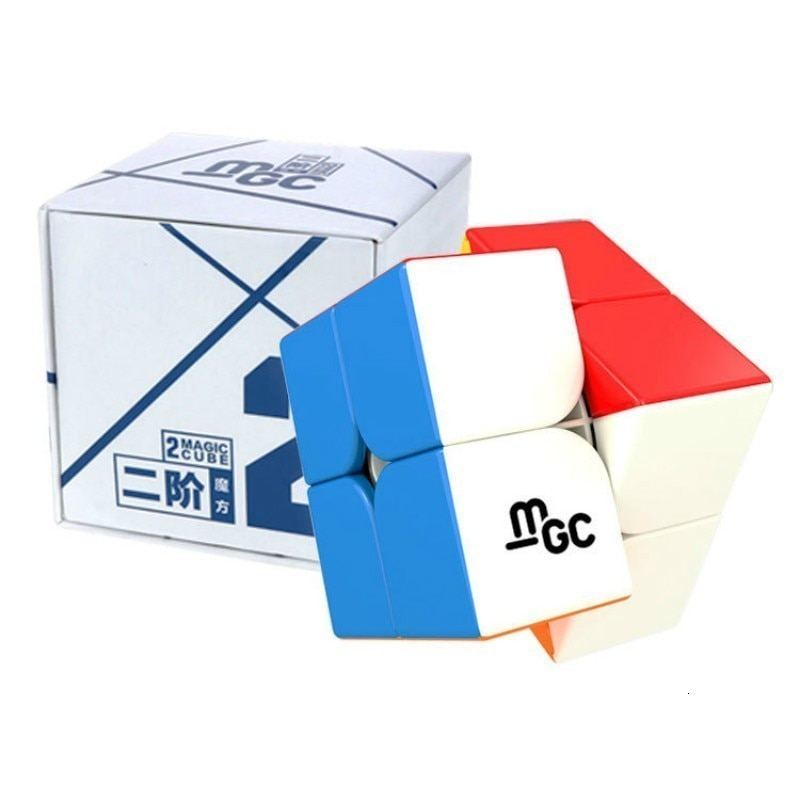 educational toys 7pcs kids puzzle magnetic cube magnet block magic square cube games 3d puzzles for children boys and girls gift YJ MGC 2x2 Magnetic magic cube Yongjun MGC speed magic puzzle Brain Teaser Educational toys for kids neo cube puzzles